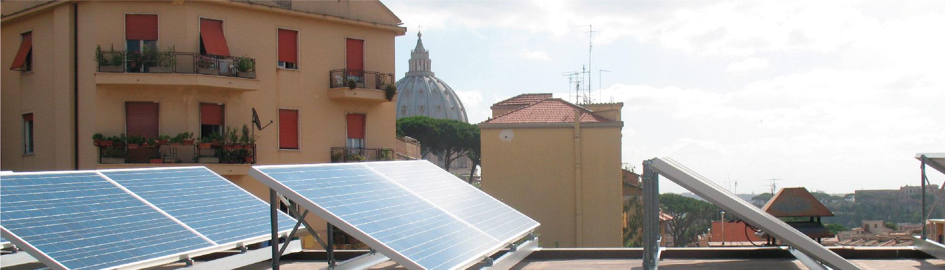 fotovoltaico e termodinamico a Serravalle di Chienti