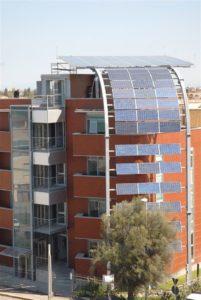 impianti fotovoltaici a Salle