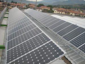 superbonus 110 impianto fotovoltaico con accumulo 9 kw e pompa di calore Cagli