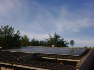 fotovoltaico e termodinamico a Santa Marinella