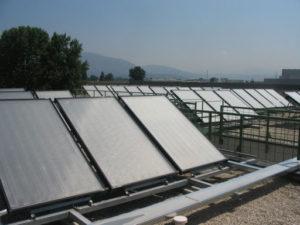 fotovoltaico e termodinamico a Pisa